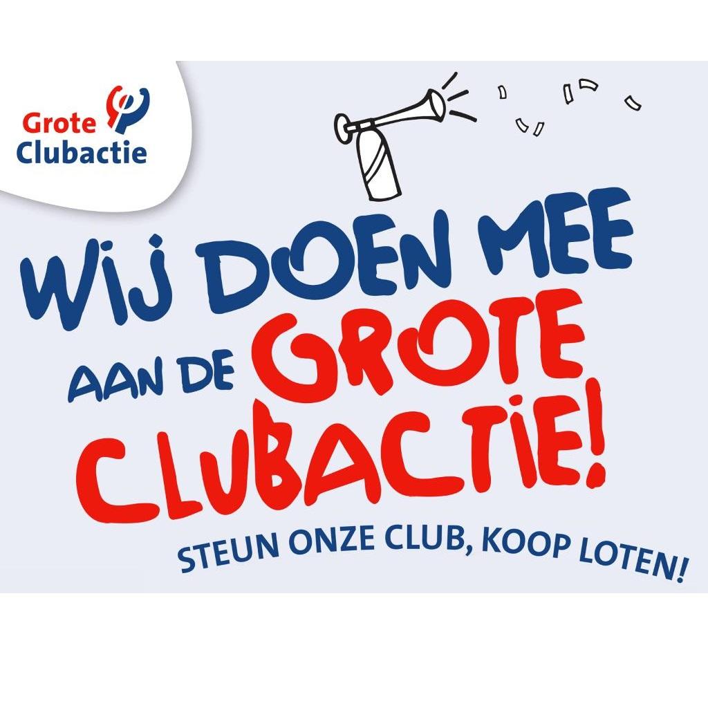 Grote Club Actie (GCA) 2019 van start