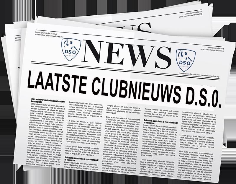 Nieuwe Website DSO handbal  &quote;Live&quote;