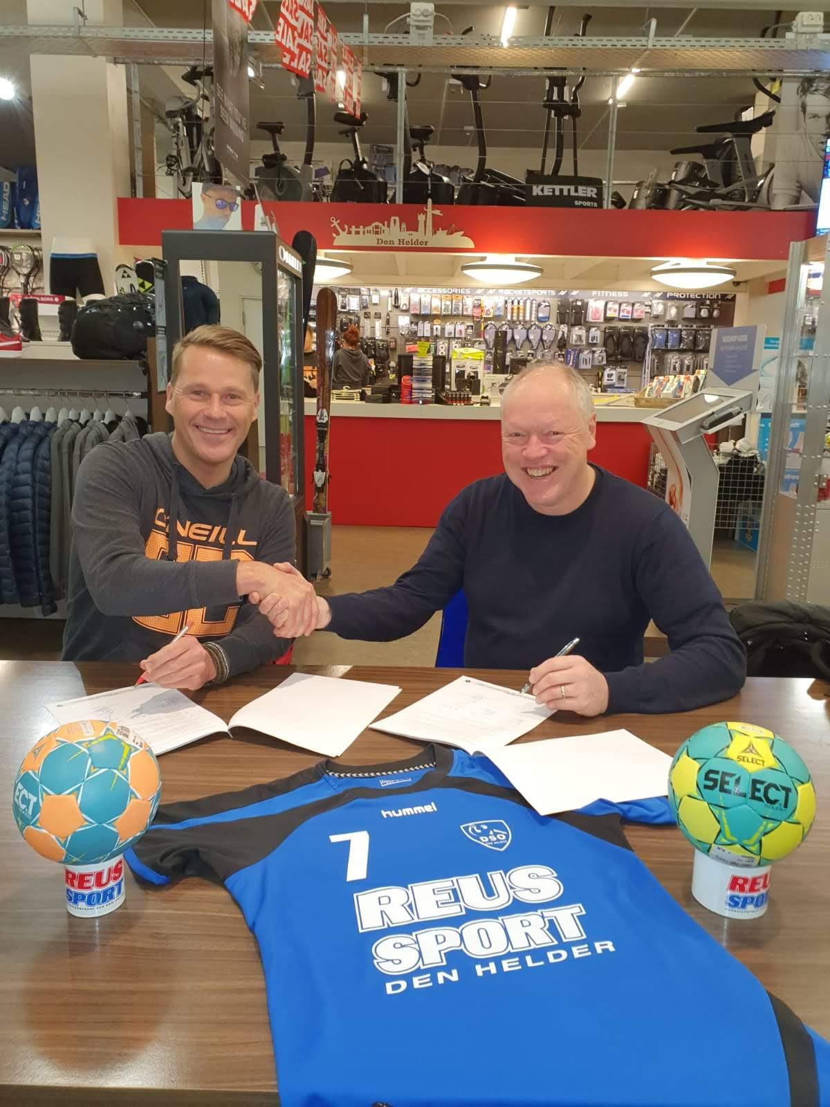 D.S.O.,Hummel en Reus Sport zetten samenwerking voort